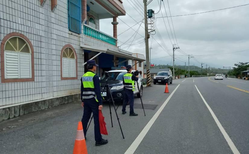 省道臺11線事故頻傳 台東警將持續加強交通大執法
