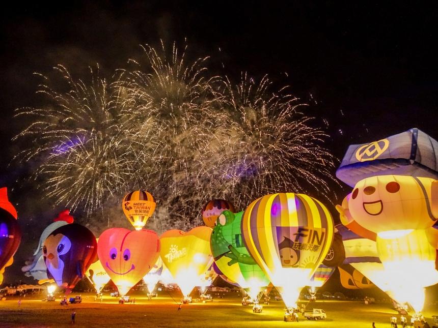 臺東縣政府提供-臺灣國際熱氣球嘉年華-142